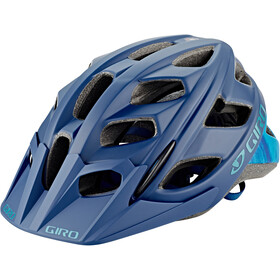 Giro Hex Fietshelm, matte midnight/faded teal